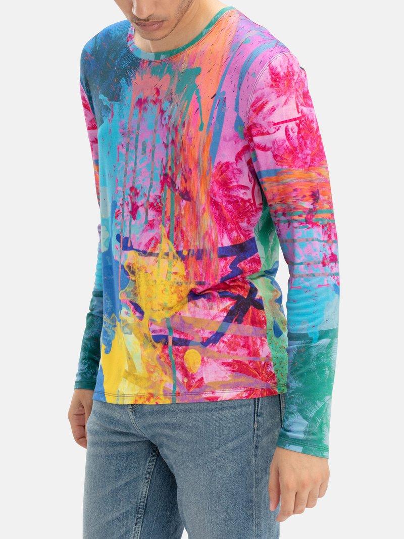 Men's Premium Cotton Long Sleeve Shirt