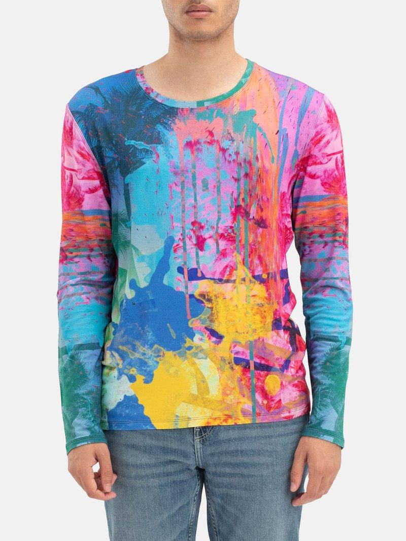 Men's Cotton Long Sleeve Shirt Design