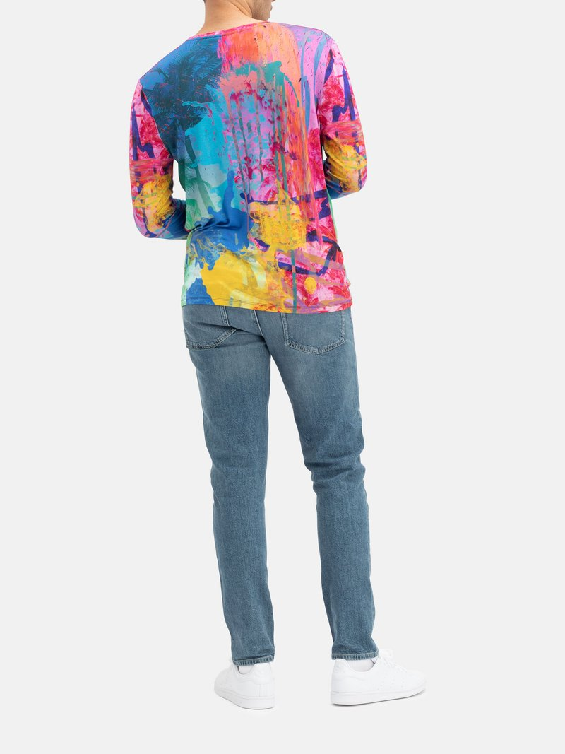 Men's Premium Long Sleeve Shirt Design