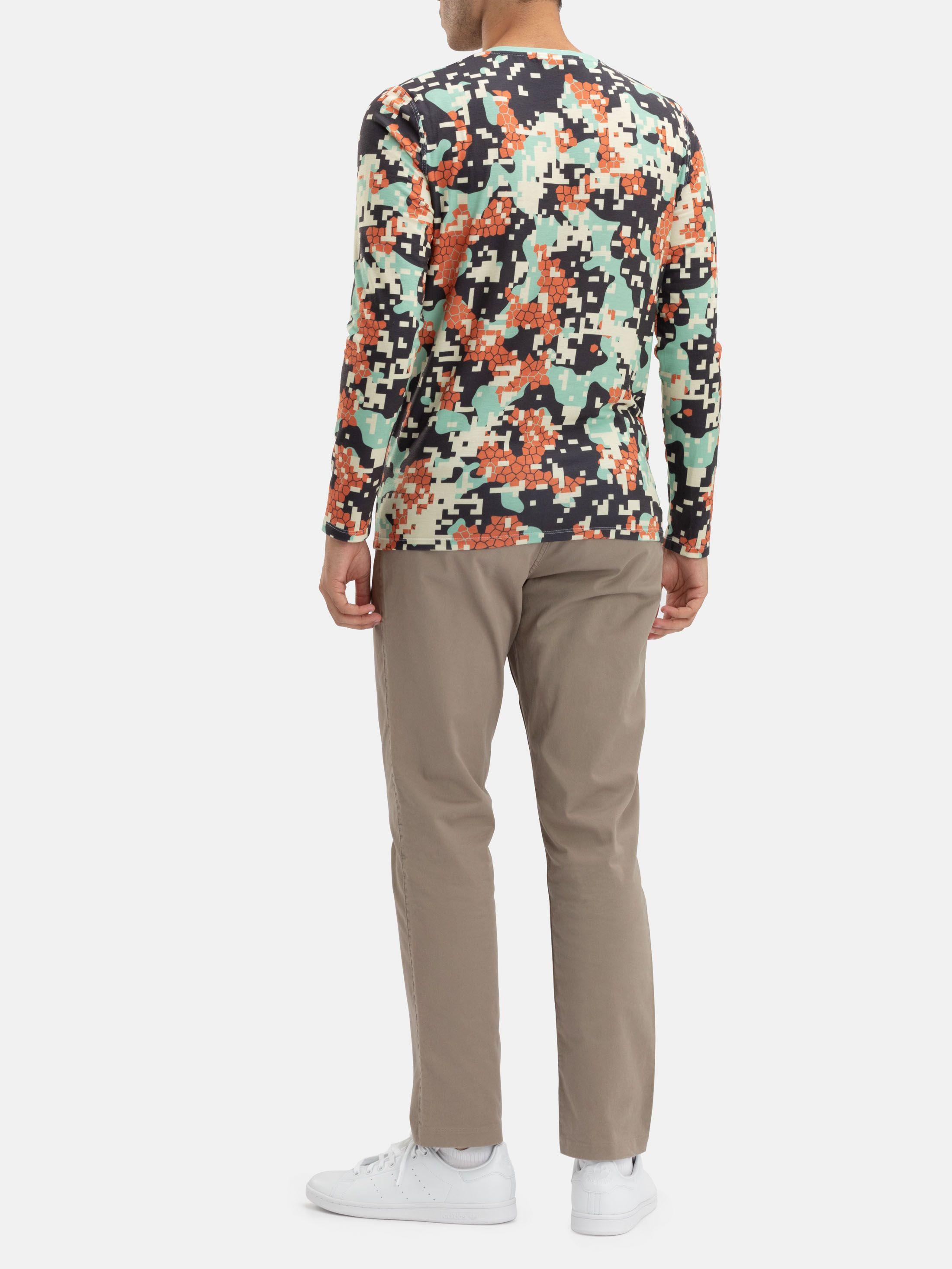 Custom Eco Long Sleeve T-Shirt