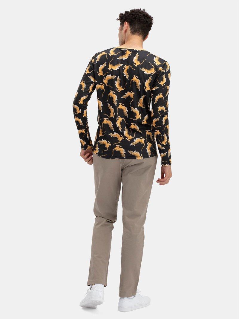 Men's Custom Regular Long Sleeve T-Shirt