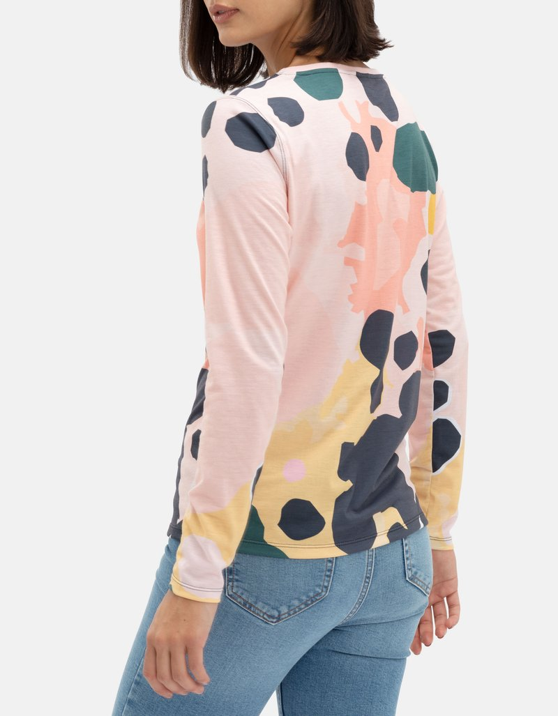 Women's Custom Long Sleeve T-Shirt