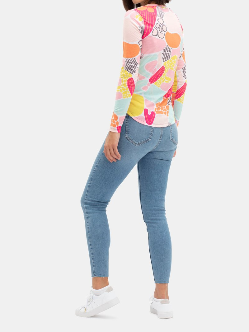 Custom Long Sleeve T-Shirts Women