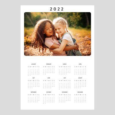2022 Printable Calendar