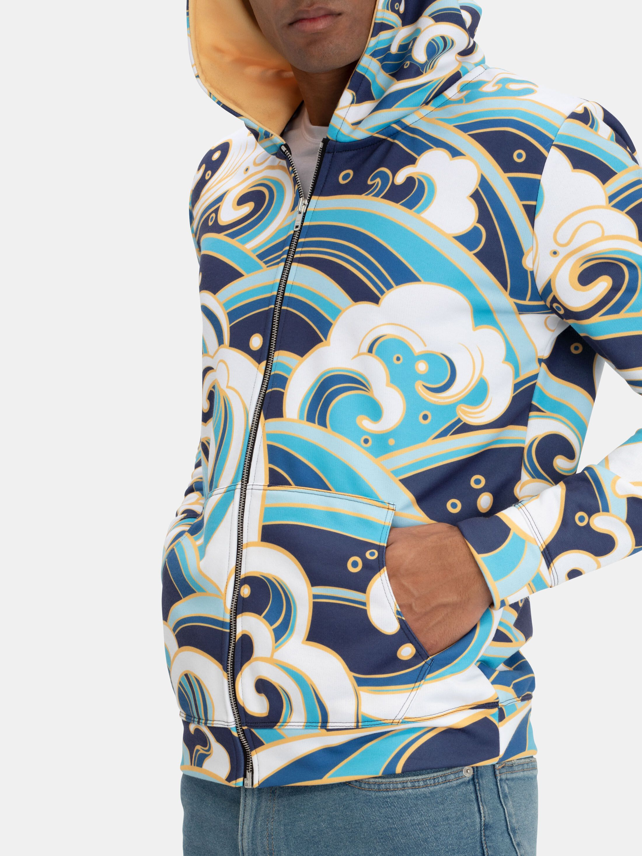 Designa hoodie online