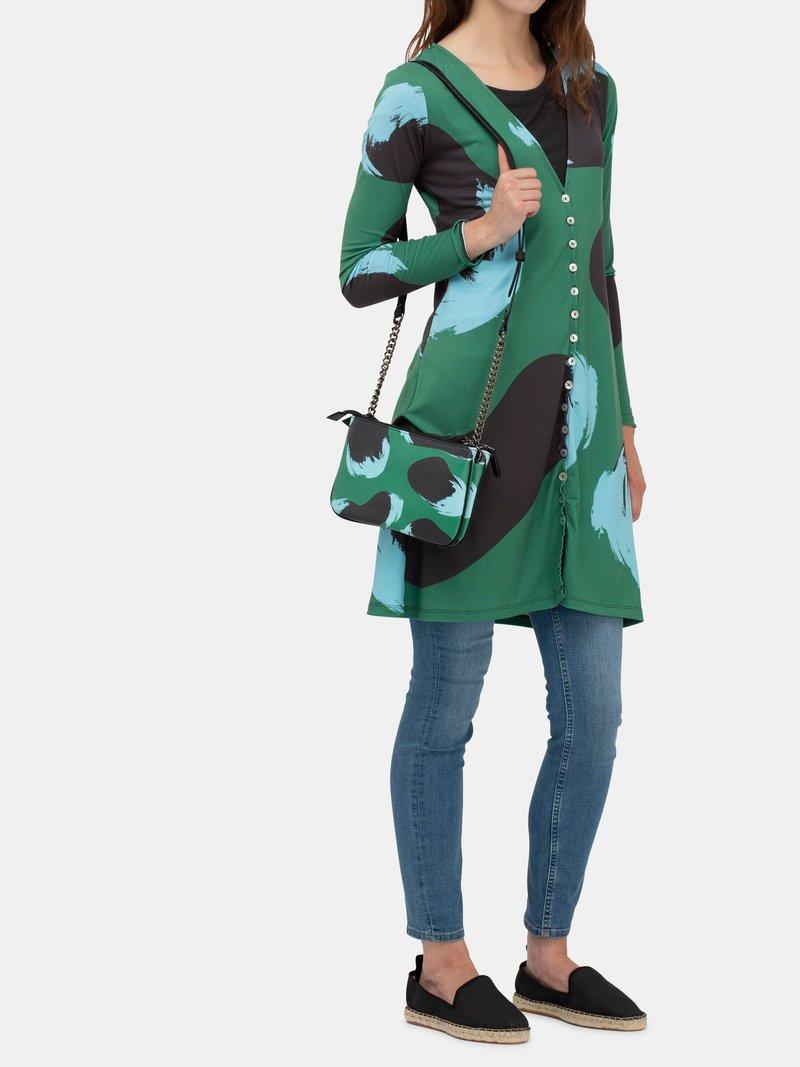 Print on Pochette Double Zip Bag