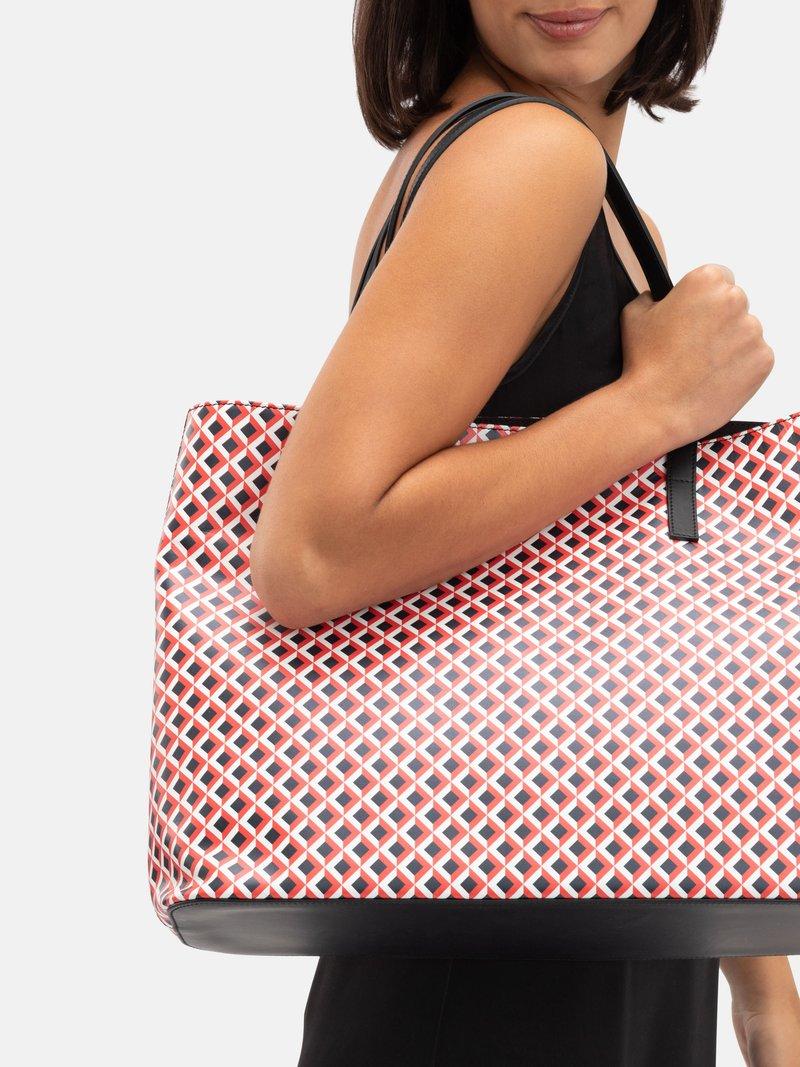 custom leather tote bags