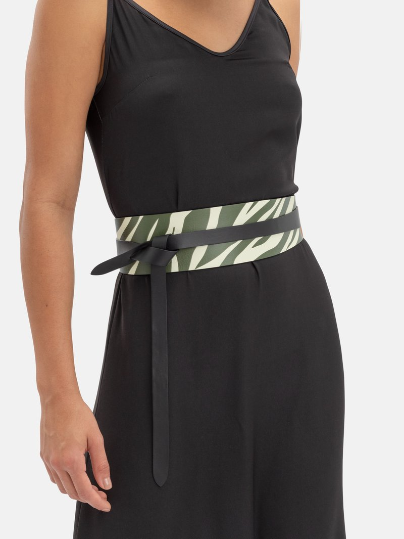 custom dress belt