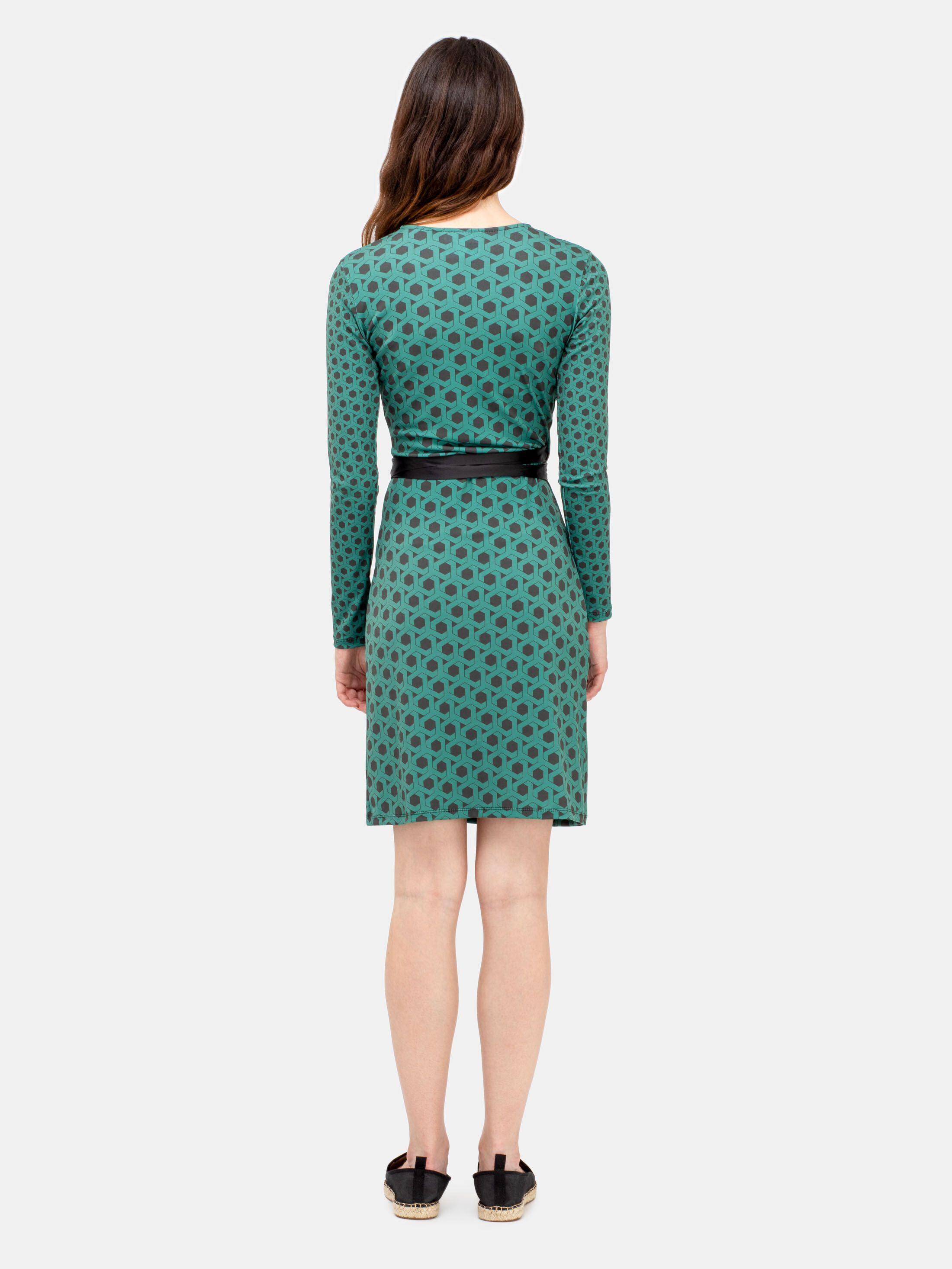 Custom Wrap Dress UK
