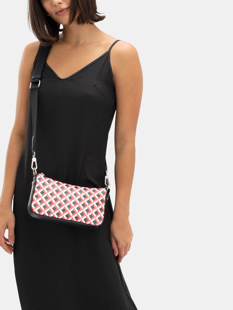 Printed Baguette Bag pattern