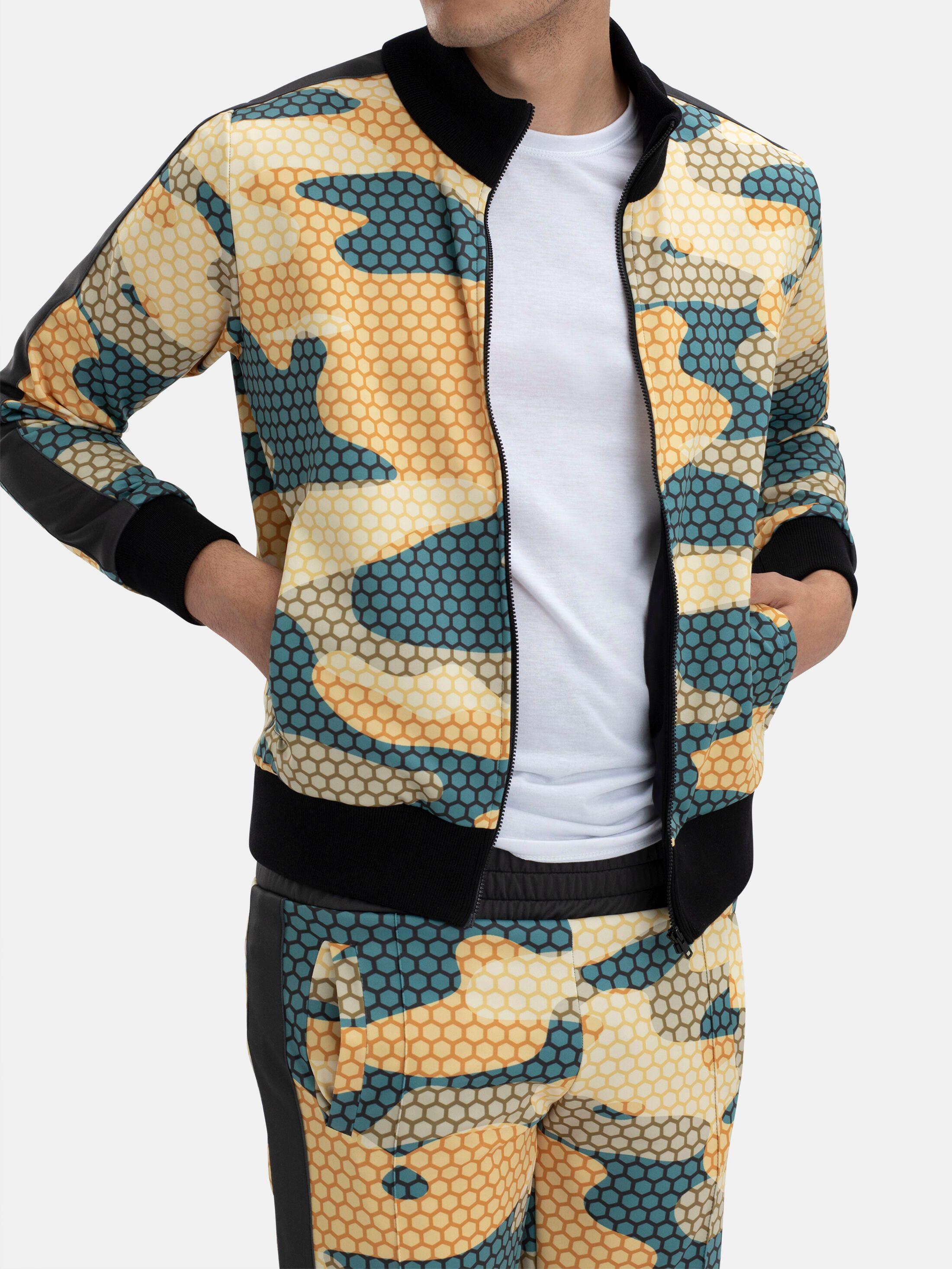 Designa din egen träningsoverall med jacka & byxor