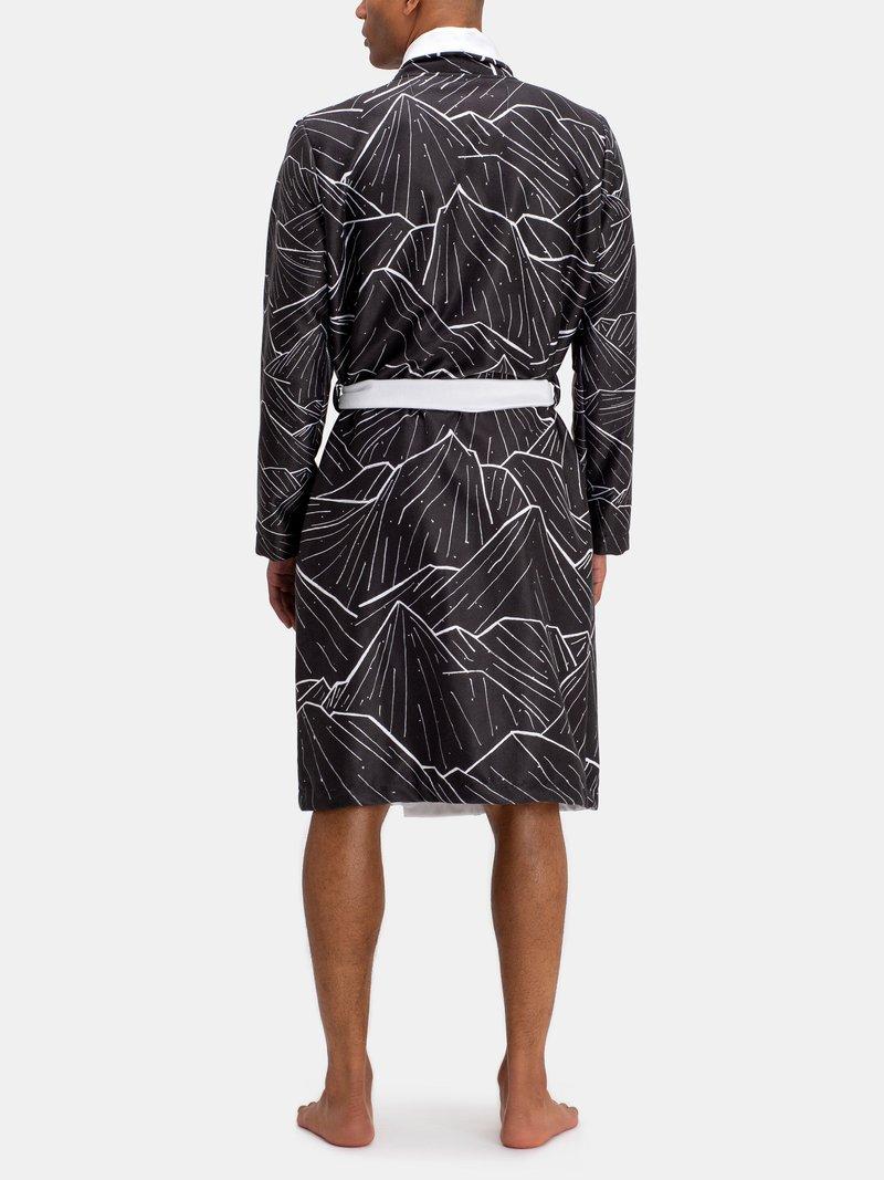 custom mens dressing gown