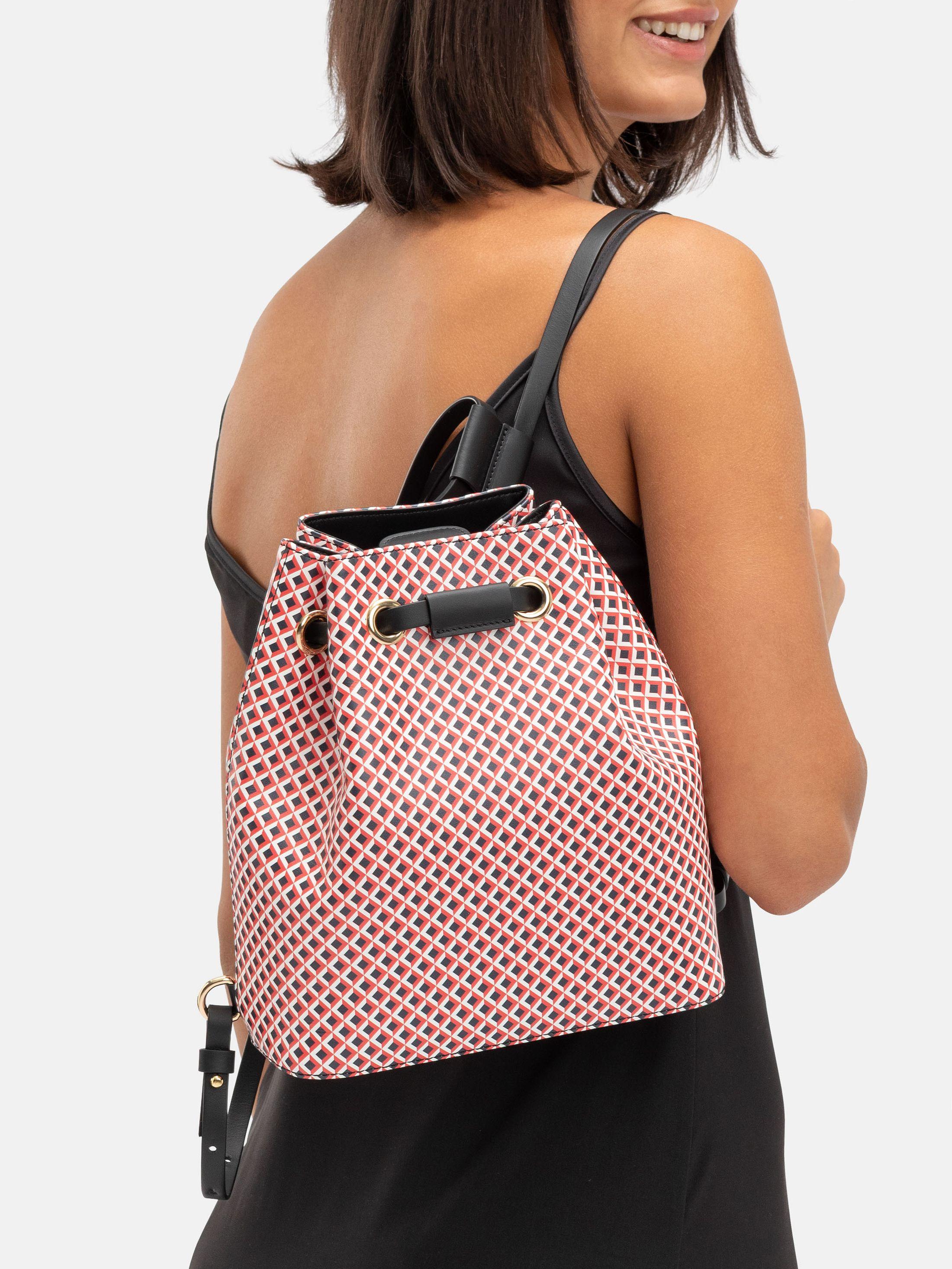 personnalisez  votre sac à dos seau
