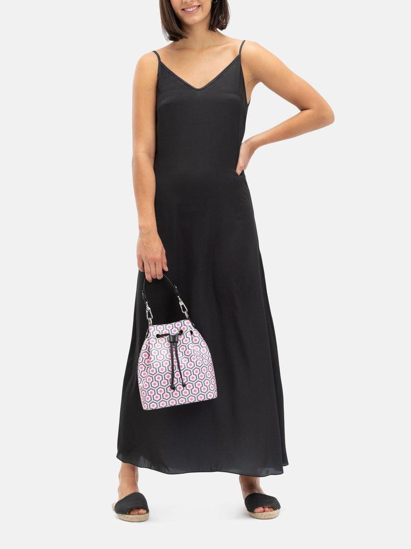 bolso saco piel personalizado