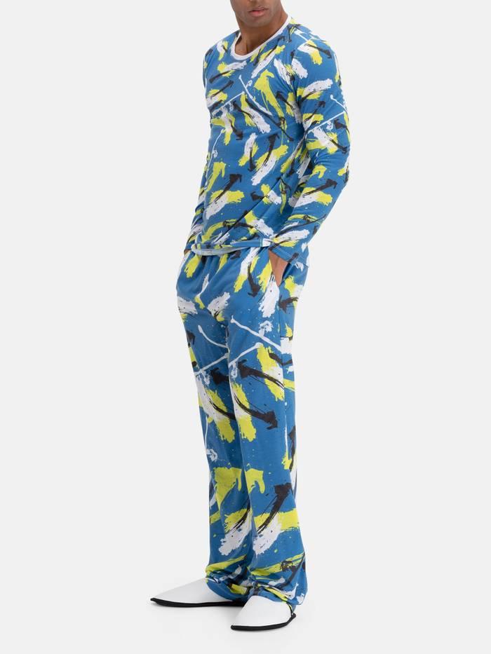 set pigiama personalizzato da uomo
