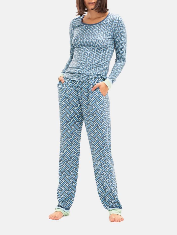 Schlafanzug bedrucken für Damen